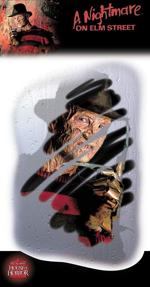 Freddy Glass Grabber- Nightmare on Elm St.