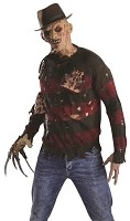 Freddy Sweater With Burned Flesh