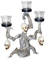 Skull Candle - 3 Votive Holders