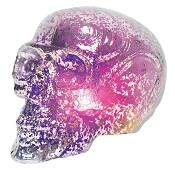 Mercury Light Up Skull