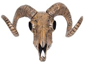 Sheep Skull Prop