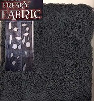 Freaky Fabric Black