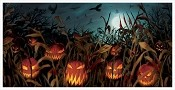 Field of Screams Large Horizontal Banner