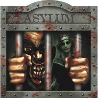 Behind Bars Asylum Cutout
