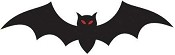 Bat Cutouts Value Pack