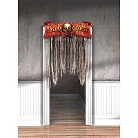 Creepy Carnival Door Curtain