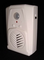 Mini Recordable Infrared Motion Sensor Scream Speaker