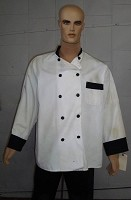 Poseidon Chef Jacket