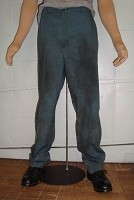 Poseidon Male Green Work Pants