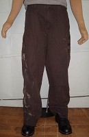Poseidon Brown Work Pants