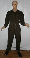 Military Brown Jumpsuit