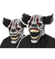 Ani-Motion Last Laugh Clown Mask