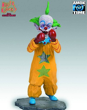 Killer Klowns From Outer Space Shorty Figure