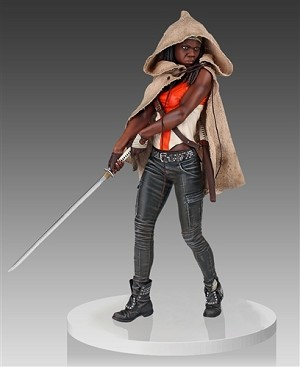 The Walking Dead 1/4 Scale Statue - Michonne
