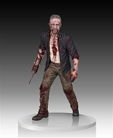 The Walking Dead 1/4 Scale Statue- Merle Dixon Walker