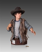 The Walking Dead Carl Grimes Mini Bust