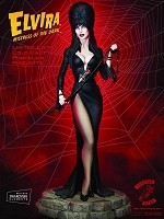 Elvira Mistress of the Dark Maquette