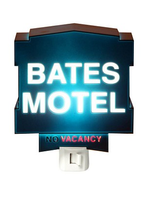 Bates Motel Sign Night Light