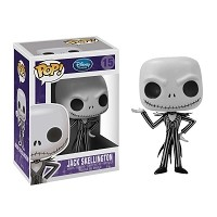 POP Nightmare Before Christmas Jack Skellington
