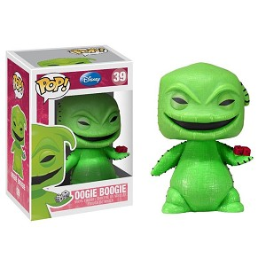 POP Nightmare Before Christmas Oogie Boogie