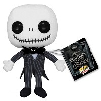 POP Plush The Nightmare Before Christmas Jack Skellington