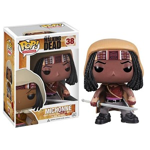 POP The Walking Dead Michonne