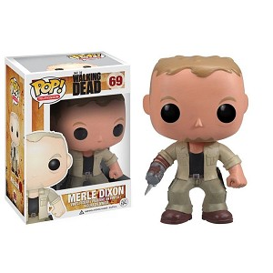 POP The Walking Dead Merle Dixon