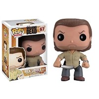 POP The Walking Dead Prison Yard Rick Grimes