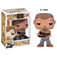 "Funko POP Walking Dead Giant 9"" Daryl"