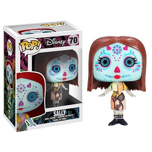 POP Nightmare Before Christmas 'Day of the Dead' Sally