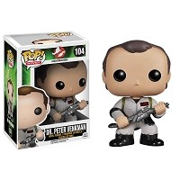 POP Ghostbusters Dr. Peter Venkman