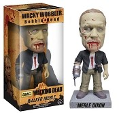 The Walking Dead Zombie Merle Wacky Wobbler