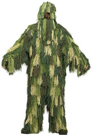 Adult Ghillie Suit Costume