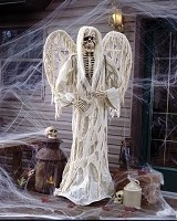 Life Size Winged Gruesome Greeter