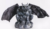 Animated Flapping Gargoyle Prop