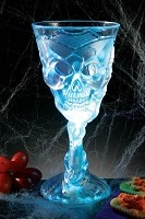 Color Changing Skull Goblet