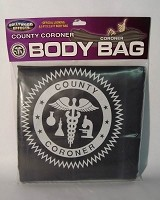 County Coroner Body Bag