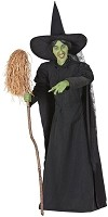 Life-size Animated Wicked Witch of the West