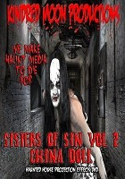 Sisters of Sin Vol 2 - China Doll Special FX DVD