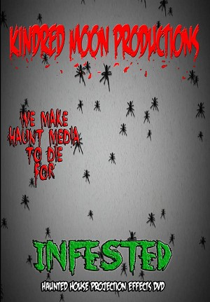 Infested Special FX DVD