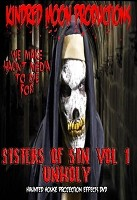 Sisters of Sin Vol 1 - Unholy Special FX DVD