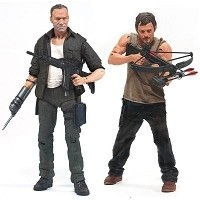The Walking Dead Dixon Brothers Deluxe Box Set