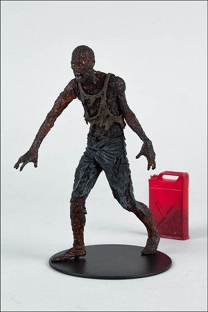 The Walking Dead TV Series 5 Charred Walker