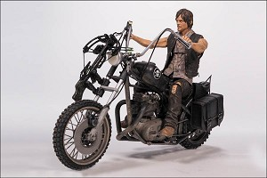 The Walking Dead Daryl Dixon with Chopper Box Set