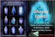 Ghostly Spirits Special FX DVD