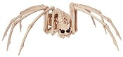 Skeleton Spider with Light Up Eyes Prop