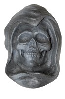 Grim Reaper Wall Plaque