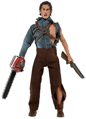 Evil Dead 2: Hero Ash Clothed 8'' Figure