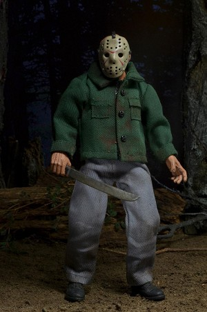 Friday the 13th Jason Clothed 8'' Figure
