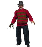 Nightmare on Elm St Freddy 8'' Action Figure